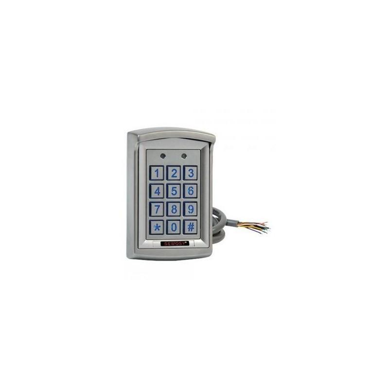 K1000 Clavier à codes saillie 2 relais sewosy