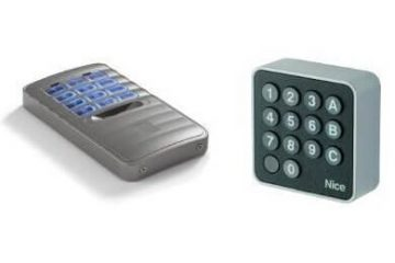 Le clavier à codes un accessoire indispensable!
