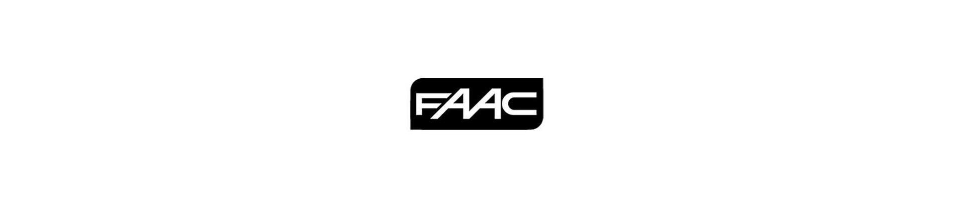 Motorisation FAAC