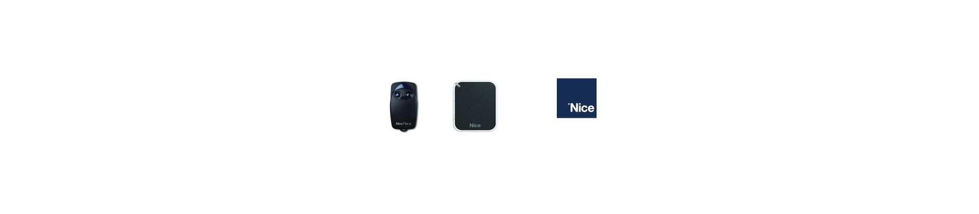 Télécommandes Nice
